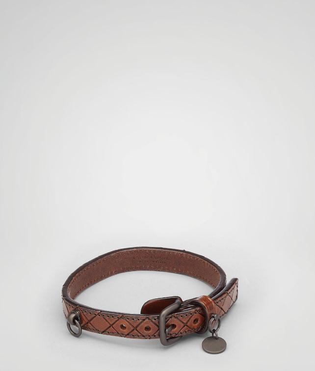 Intreccio Scolpito Dog Collar