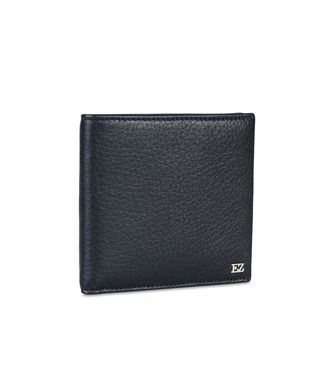 ERMENEGILDO ZEGNA: Wallets Blue - 51118563FJ