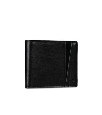 ZZEGNA: Wallet Black - 51118567DD
