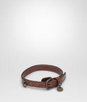 Ebano Intreccio Scolpito Dog Collar
