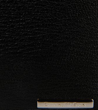 ERMENEGILDO ZEGNA: Wallet Black - 51118618NB