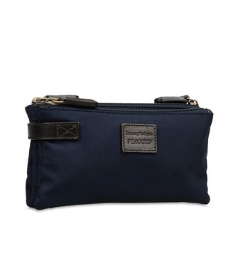 ERMENEGILDO ZEGNA: Beauty case Nero - 51118619SI