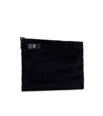 ERMENEGILDO ZEGNA: Clutch Black - 51118620PH