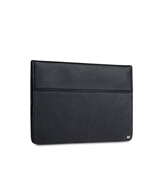 ERMENEGILDO ZEGNA: Digital case Blue - Grey - 51118631OJ