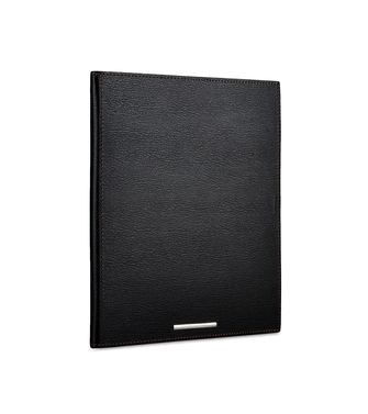 ERMENEGILDO ZEGNA: Digital Case Nero - 51118634RH