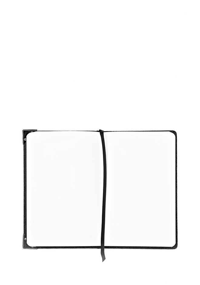 ALEXANDER WANG STINGRAY EMBOSSED NOTEBOOK NOTEBOOK Adult 12_n_r