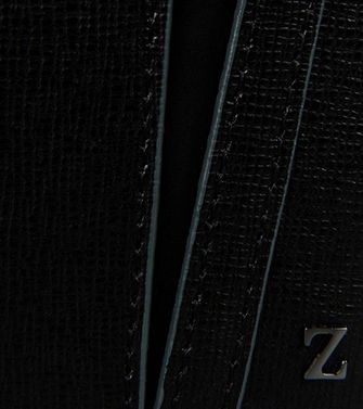 ZZEGNA: Wallet Black - 51118663WQ