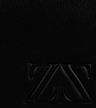 ZEGNA SPORT: Leather cases & covers Black - 51118669AQ