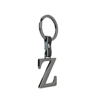 ZZEGNA: Key ring Steel grey - 51118678WC