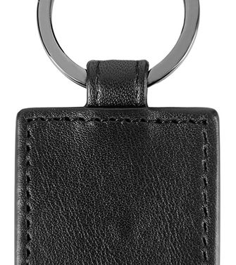 ZEGNA SPORT: Key ring Black - 51118680LW