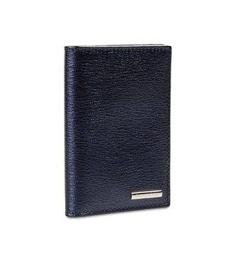 ERMENEGILDO ZEGNA: Key ring Blue - 51118935MH