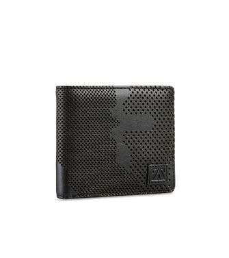 ZEGNA SPORT: Wallet Black - Blue - 51118941QH