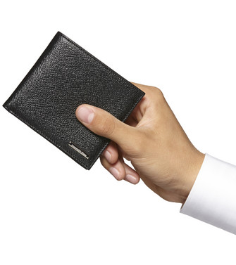 ERMENEGILDO ZEGNA: Wallet Black - 51119335AM