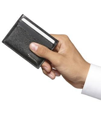 ERMENEGILDO ZEGNA: Credit Card Holder  - 51119337QG