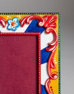 手绘木质相框
