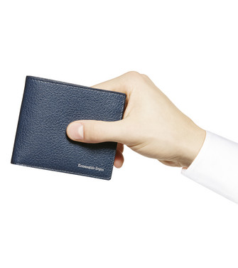 ERMENEGILDO ZEGNA: Credit Card Holder  - 51121058RX