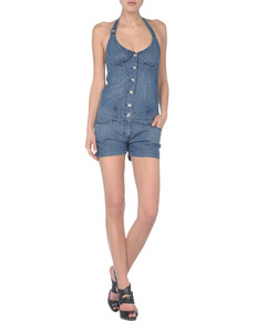 MISS SIXTY - Denim dungarees