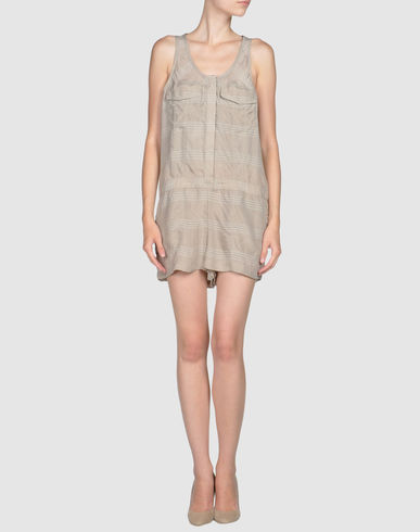 T by ALEXANDER WANG - Short pant overall