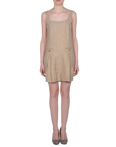 ROCHAS - Short pant overall