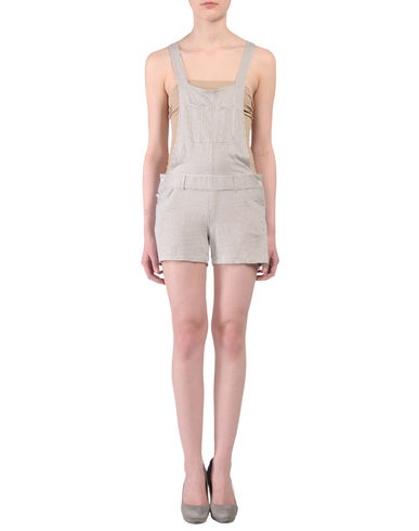 MAJESTIC - Short dungaree
