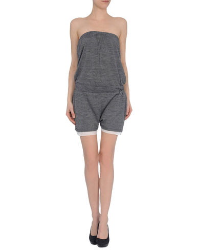 ABRAHAM WILL - Short dungaree
