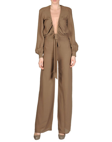 CHLOÉ - Trouser dungaree