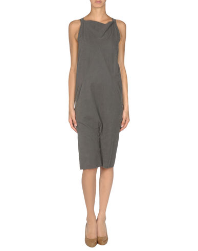 RICK OWENS - Short dungaree
