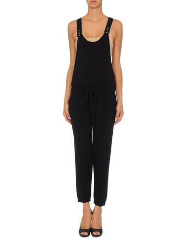 STEFANEL - Trouser dungaree