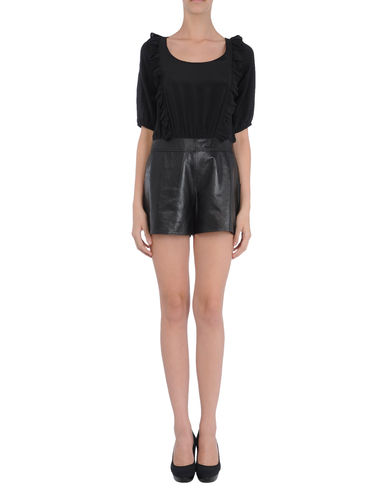 DRESS GALLERY - Short pant overall