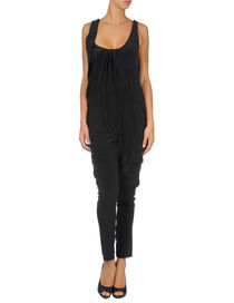 PINKO - Trouser dungaree