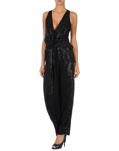 DIANE VON FURSTENBERG - Trouser dungaree
