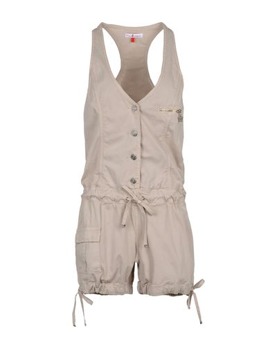 ONLY 4 STYLISH GIRLS by PATRIZIA PEPE - Short pant overall