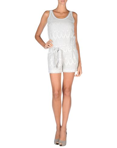 LOVE MOSCHINO - Short pant overall