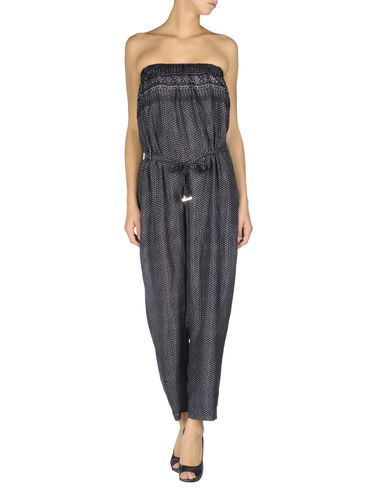 COSTUME NATIONAL - Trouser dungaree