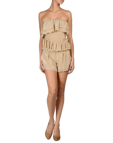 PATRIZIA PEPE - Short pant overall