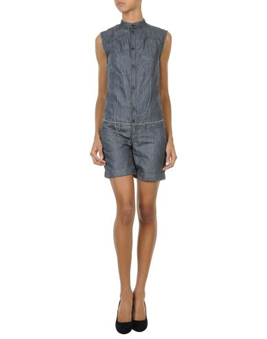 C'N'C' COSTUME NATIONAL - Denim overall