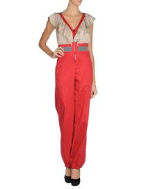 PIANURASTUDIO - Trouser dungaree