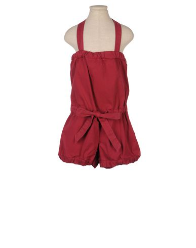 CAPOREA - Short pant overall