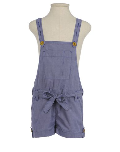 BELLEROSE - Short pant overall