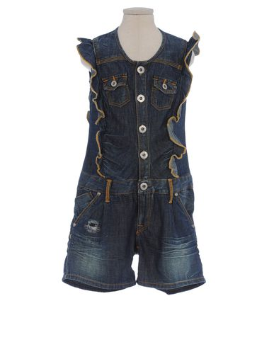 NOLITA POCKET - Denim overall