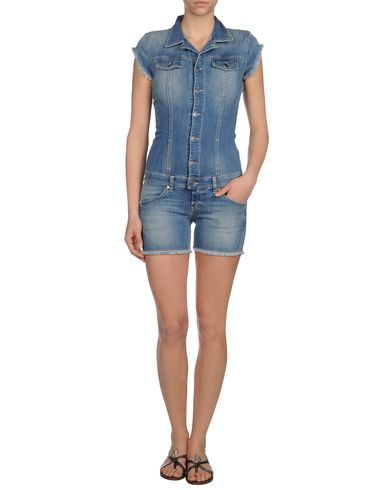MET - Denim overall