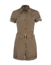 Short jumpsuit - GIULIANO FUJIWARA