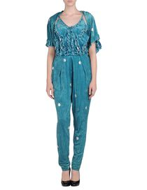 YVES SAINT LAURENT - Pant overall