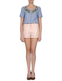 DRESS GALLERY - Salopette pantaloni corti