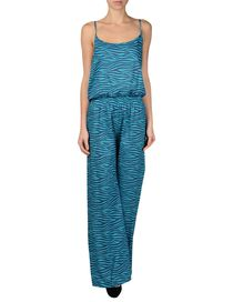 MARZIA GENESI SEA - Trouser dungaree