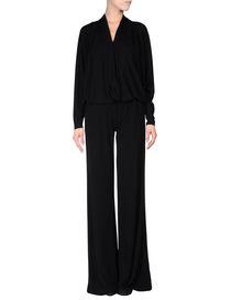 MSGM - Salopette pantaloni lunghi