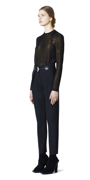 Balenciaga Pantaloni Toggle