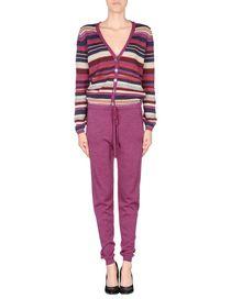 STEFANEL - Salopette pantaloni lunghi