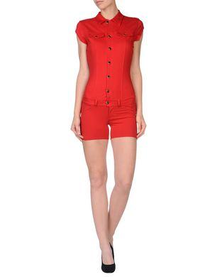 MET - Short pant overall