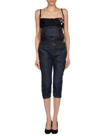 GUERRIERO - Short pant overall